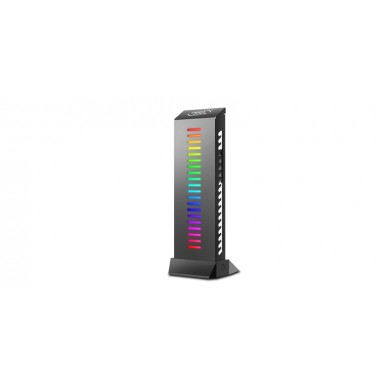 "DEEPCOOL ""GH-01 A-RGB"",  A-RGB adjustable, colorful and reliable Graphics Card Holder"