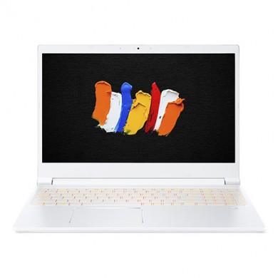 """Laptop 15.6"""" ACER ConceptD 3 Pro (NX.C5ZEU.008) / Core i7 / 16GB / 512GB SSD / NVIDIA Quadro T1000 / Win10Pro / White"""