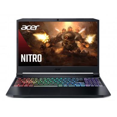 "Laptop 15.6"" ACER Nitro AN515-45 (NH.QBCEU.006)  / AMD Ryzen 5 / 16GB / 512GB SSD / RTX3060 / Shale Black"