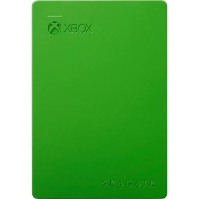 """2.5"""" External HDD 2.0TB (USB3.0)  Seagate """"Expansion Portable"""", Green, Designed For Xbox One, Durable design"""
