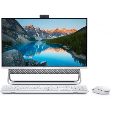"""All-in-One PC 23,8"""" DELL lnspiron 5400 / lntel Core i5 / 8GB / 256GB SSD+1TB / Win10Pro / Silver/White"""