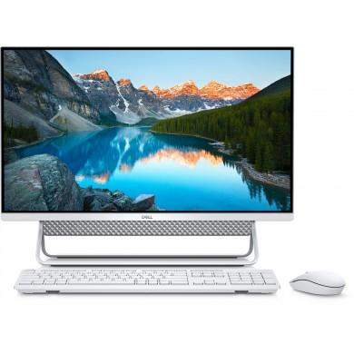 """All-in-One PC 27"""" DELL lnspiron 7700 / lntel Core i7 / 8GB / 512GB SSD+1TB / Win10Pro / Silver/White"""