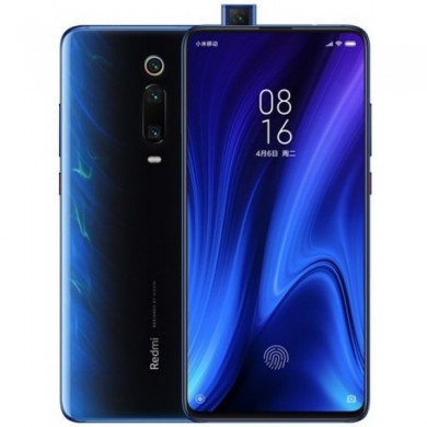 "Xiaomi RedMi 9T EU 64GB Blue, 6.53"" 1080x2340 IPS, Snapdragon 662, Octa-Core 2.0GHz, Adreno 610, 4GB RAM, microSD (dedicated slot), 48MP+8MP+2MP+2MP/8MP, LED flash, 6000mAh, WiFi-AC/BT5.0, LTE, NFC, Infrared Port, Android 10, USB-C"