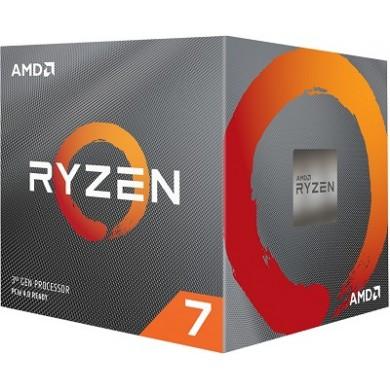 AMD Ryzen 7 3700X, Socket AM4, 3.6-4.4GHz (8C/16T), 4MB L2 + 32MB L3 Cache, No Integrated GPU, 7nm 65W, Unlocked, tray