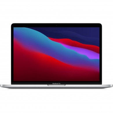 "APPLE MacBook Pro 13.3"" with Touch Bar (2020) Silver, 13.3"" Retina IPS (Intel® Quad Core™ i5 2.0-3.8GHz, 16GB RAM, 1.0TB SSD, Intel Iris Plus Graphics, 4xTB3, WiFi-AC/BT5.0, 10 hours, 720p Camera, Backlit KB, RUS, macOS, 1.4kg)"