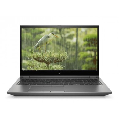 "Laptop 15.6"" HP ZBook Fury 15 G7 / Intel Core i7 / 16GB / 512GB SSD / Quadro RTX 3000 / Win10Pro / Grey"