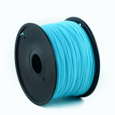 Gembird PLA Filament, Sky Blue, 1.75 mm, 1 kg