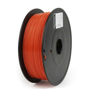 Gembird PLA Filament, Red, 1.75 mm, 1 kg