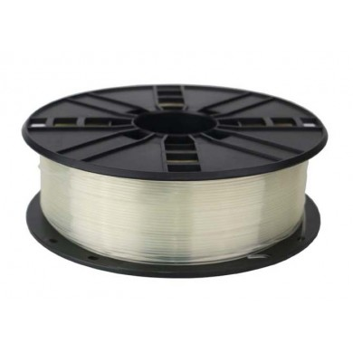 Gembird PLA Filament, Transparent, 1.75 mm, 1 kg