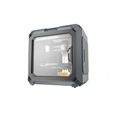 Gembird 3D Printer Flashforge Creator3, Fully-Closed Design & Auto-Temperature Control System, Very Large Build Size, Connection USB stick / Ethernet / WIFI, Filament detecting sensor, Filament: PLA/ABS/TPU/PVA/HIPS/PETG/WPC/Nylon spool, 1.75mm