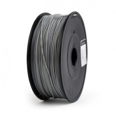 Gembird ABS Filament, Grey, 1.75 mm, 0.6 kg
