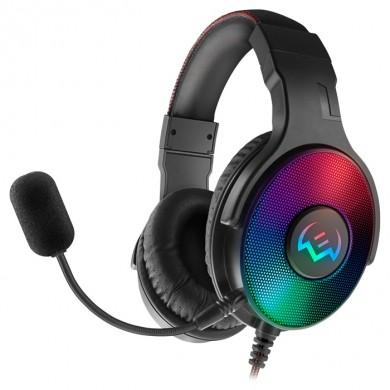 Casti Gaming SVEN AP-U1001MV, Black