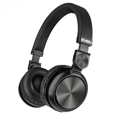 Bluetooth Casti Наушники SVEN AP-B650MV, Black