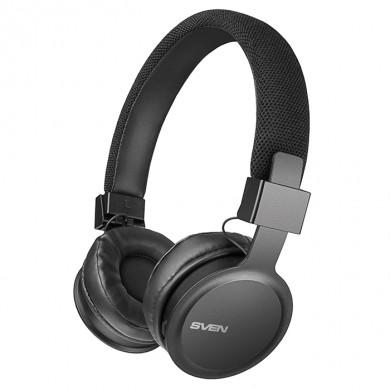 Bluetooth Casti Наушники SVEN AP-B700MV, Black