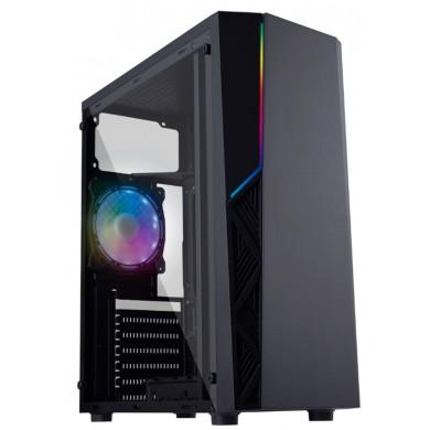 Calculator ATOL PC1074MP - Gaming RED#6 / Intel Core i5 / 816GB / 1240GB SSD + 2TB / GTX 1050Ti / Black