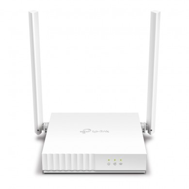 TP-LINK TL-WR820N  N300 Wireless Router, 300Mbps on 2.4GHz, 802.11n/b/g, 1 WAN + 2 LAN, 2 external antennas