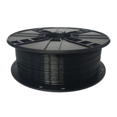 Gembird PLA+ Filament, Black, 1.75 mm, 1 kg