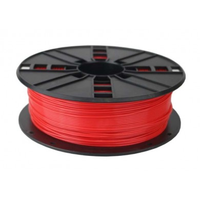 Gembird PLA+ Filament, Red, 1.75 mm, 1 kg