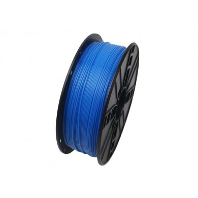 Gembird PLA Filament, Fluorescent Blue, 1.75 mm, 1 kg