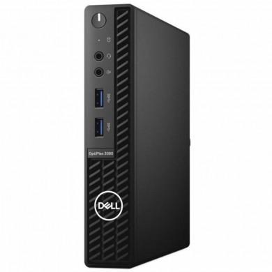 Calculator DELL OptiPlex 3080 MFF / Intel Core i5 / 8GB / 256GB SSD / Win10Pro / Black