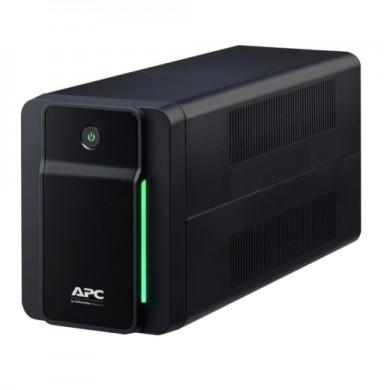 APC Back-UPS BX750MI-GR, 750VA/410W, AVR, 4 x CEE 7/7 Schuko (all 4 Battery Backup + Surge Protected), LED indicators, PowerChute USB Port