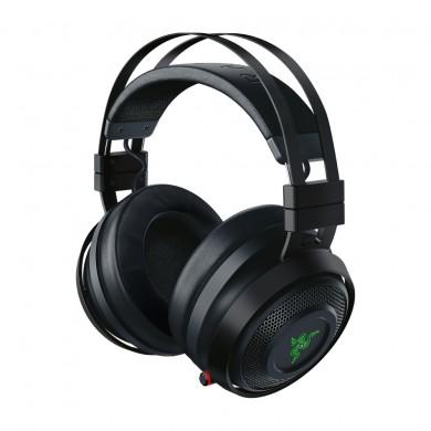 Casti Gaming RAZER Nari Ultimate / Wireless / Black