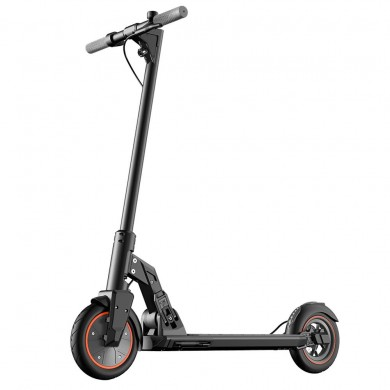 """KUGOO M2 PRO, Folding Electronic Scooter, Black, Max speed 30km/h, Power 350W, Battery capacity: 40km in a single charge, Weight 12kg, Wheel 8.5"""", Maximum load: 100kg, Headlight Front/Rear LED"""