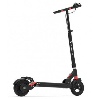 """KUGOO X1, Folding Electronic Scooter, Black, Max speed 45km/h, Power 600W, Battery capacity: 45km in a single charge, Weight 17kg, Wheel 8"""", Maximum load: 100kg, Headlight Front/Rear LED"""