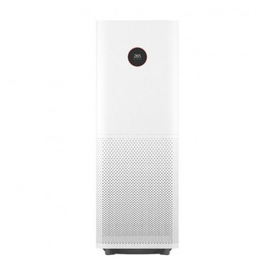 """Xiaomi """"Smartmi Air Purifier"""", White, Mechanical filtration and adsorption, PET primary / HEPA activated carbon adsorption filter, Purification capacity 330m3/h, Area up to 48m3, Remote control via WiFi, Air quality sensor"""