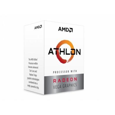 Procesor AMD Athlon 3000G / AM4 / 2C/4T / Tray