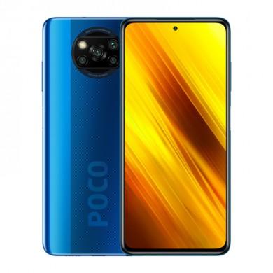 "Xiaomi Poco X3 NFC, 64GB/6GB, Cobalt Blue, 6.67"" 1080x2400 IPS"