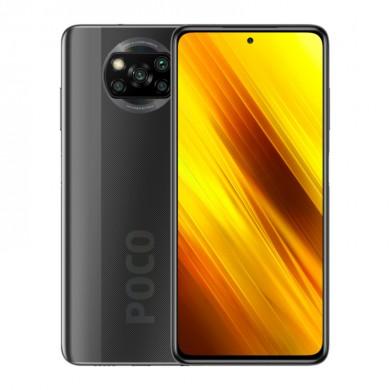 """Xiaomi Poco X3 NFC, 128GB/6GB, Shadow Gray, 6.67"""" 1080x2400 IPS"""
