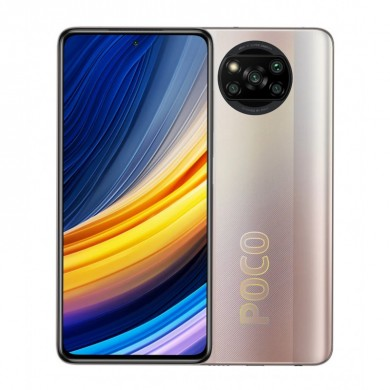 "Xiaomi Poco X3 Pro, 256GB/8GB, Metal Bronze, 6.67"" 1080x2400 IPS"