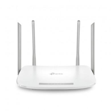TP-LINK  EC220-G5  AC1200 Dual Band Wireless Gigabit Router, Protocol TR-069 for ISP (Support TR-098), 867Mbps at 5Ghz + 300Mbps at 2.4Ghz, 802.11ac/a/b/g/n, MU-MIMO, Beamforming, 1 Gigabit WAN + 4 Gigabit LAN, 4 external antennas+internal antenna