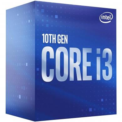 Procesor Intel Core i3-10105 /  S1200 / 4C/8T / Tray