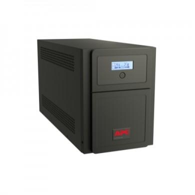 APC Easy-UPS SMV2000CAI, 2000VA/1400W, AVR, Line interactive, 6 x IEC Sockets (all 6 Battery Backup + Surge Protected),Intelligent Smart Slot, USB