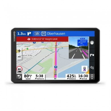 """GARMIN dezl LGV700 MT-D, 7"""" Truck Navigator sat-nav with Digital Traffic, Licence map Europe+Moldova"""