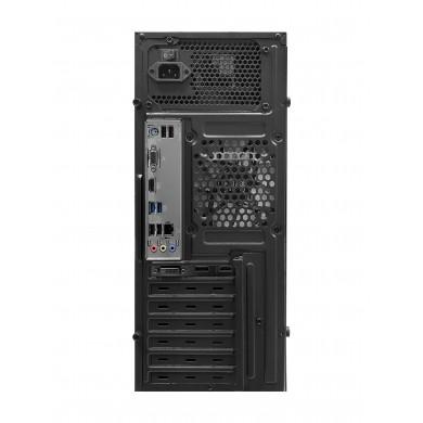 Calculator ATOL PC1074MP - Gaming #11 v3 / Intel Core i3 / 8GB / 240GB SSD + 1TB / GTX1650 / Black