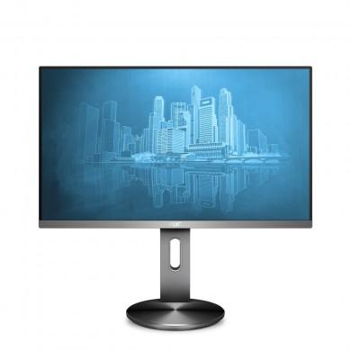 """23.8"""" Monitor AOC I2490PXQU/BT / 4ms / Black"""
