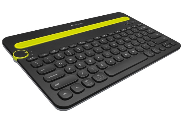 Logitech Bluetooth Multi-Device Keyboard K480 Black, USB, OEM