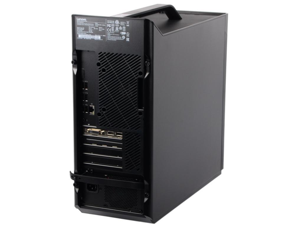 Lenovo Legion T530 MT lnteI® Core® i5-8400 (Six Core, up to 4.0GHz, 9MB), 16GB (2*8GB) DDR4 RAM, 1TB HDD, DVDRW, NVIDIA GeForce GTX 1050Ti 4GB DDR5 Graphics, Wi-Fi/BT4.1, 450W PSU, USB KB&MS, DOS, Black