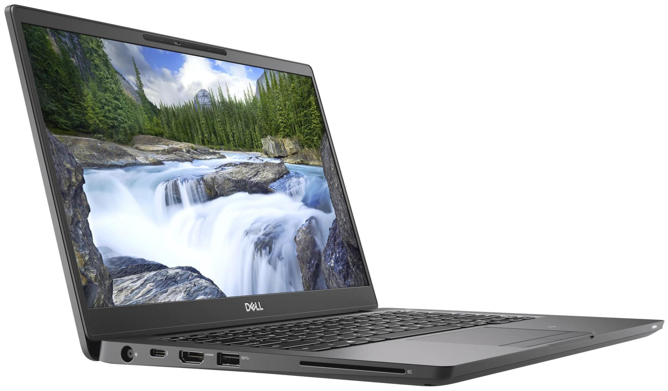 DELL Latitude 7300 Carbon Fiber 13.3'' FHD WVA AG SLP (Intel® Core™ i5-8265U, 8GB 1x8GB DDR4, M.2 256GB PCIe NVMe, Intel UHD 620 Graphics, no ODD, WiFi-AC/BT5.0, HDMI, TB3, 4 Cell 60Whr, HD Webcam, Backlit KB, Ubuntu, 1.25kg)