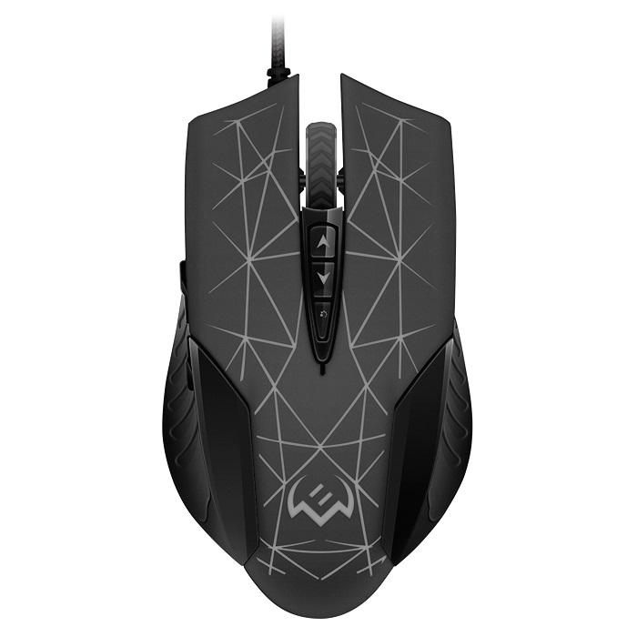 SVEN GS-4300 RGB Gaming Set, Keyboard+Mouse+MousePad+Headset, keys 104 keys, 12 Fn-keys, Backlight (RGB) mouse 7+1(1200-3200 DPI) , USB, Black