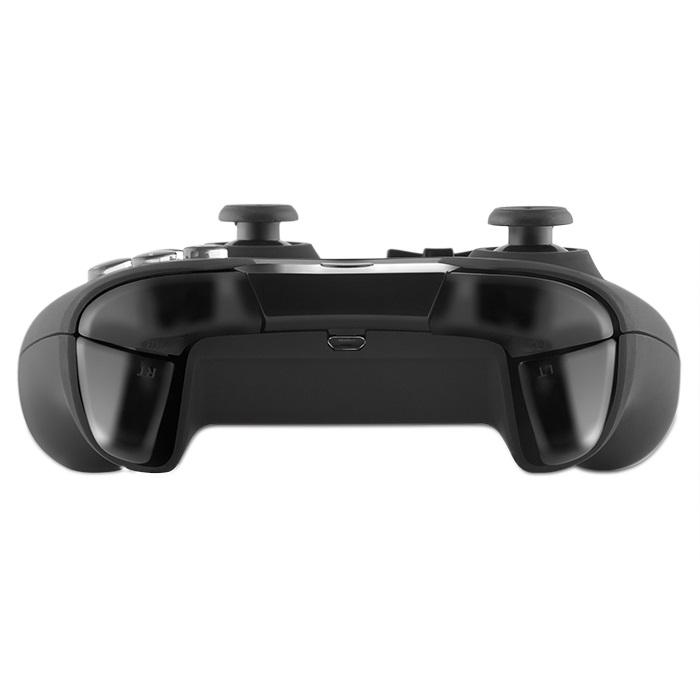 SVEN GC-5070 Wireless Gamepad, Windows, Android, PS3, 2 mini joysticks and 11 buttons, USB, Black