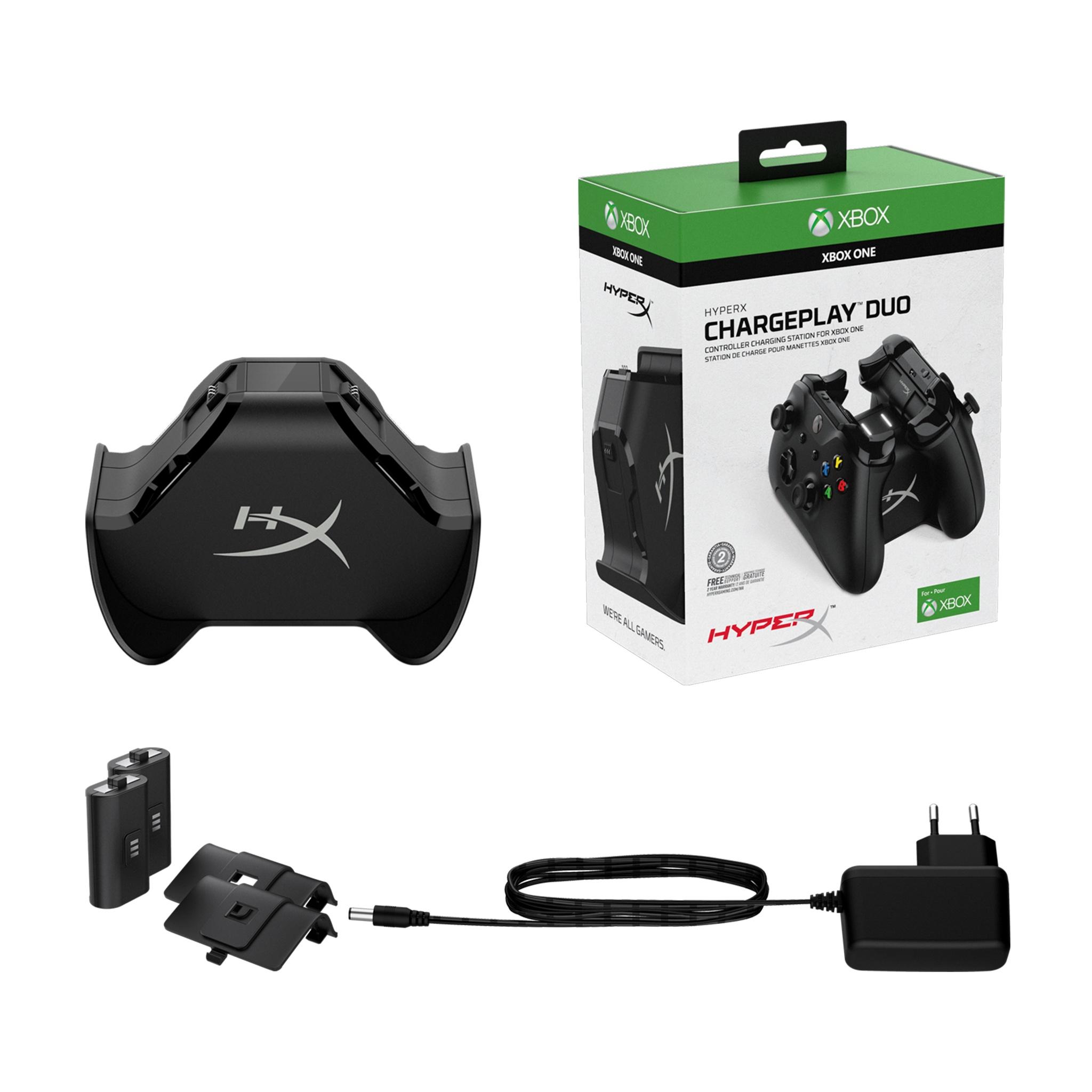 Statie de incarcare a controlerelor XBOX HyperX ChargePlay Duo (HX-CPDUX-C)