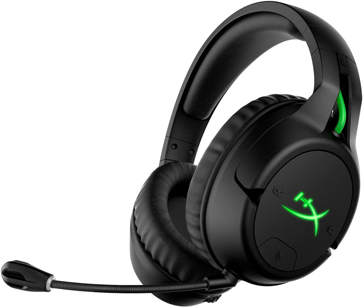 Casti Wireless Gaming HyperX CloudX Flight, Xbox, black, [HX-HSCFX-BK/WW]