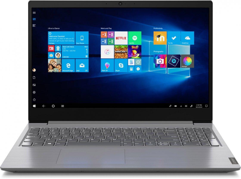 """Lenovo V15-ADA - 15.6"""" FHD TN AG 220 nits (AMD Ryzen™ 5 3500U, 4GB soldered DDR4-2400, 256GB SSD M.2 2242 PCIe NVMe, WiFi 11ac 2x2 + BT5.0, AMD Radeon Vega Graphics, CR, spill-resistant KB, 35Wh BT, Dos, Iron Grey, 1.8kg)"""
