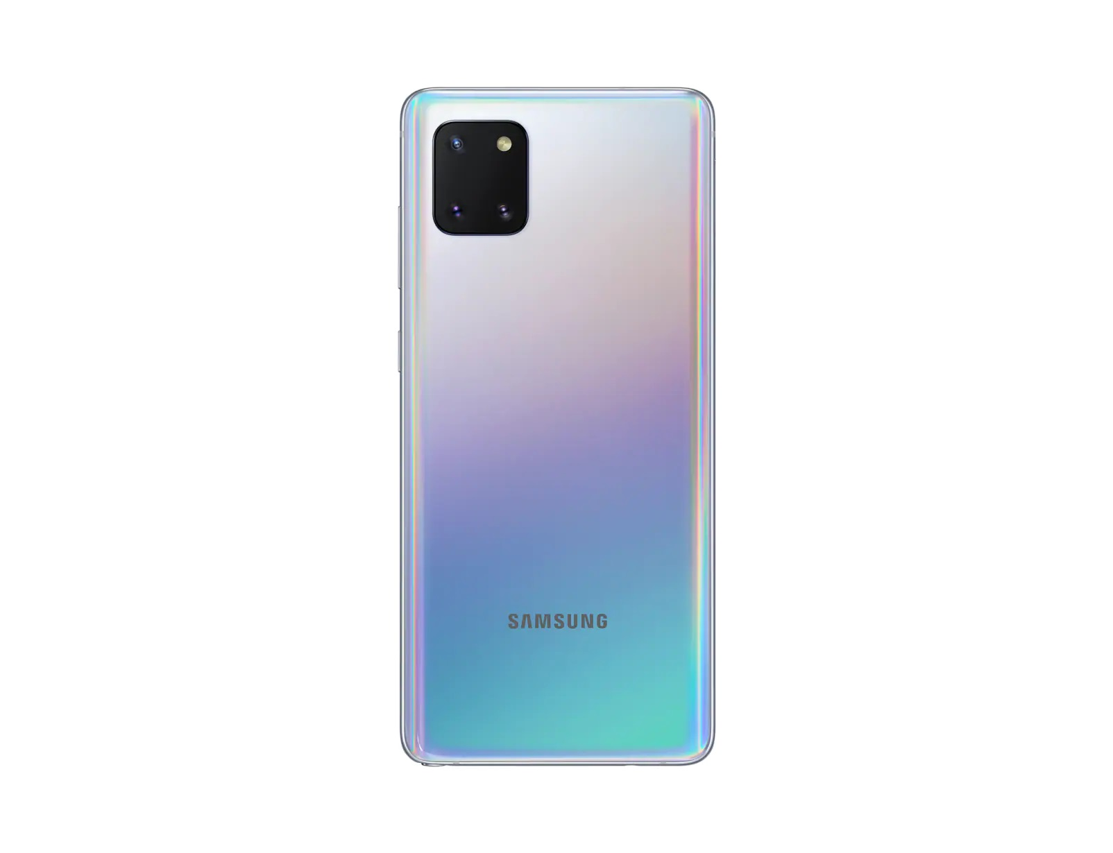 "Samsung Galaxy Note10 Lite EU 128GB Glow, DualSIM, 6.7"" 1080x2400 AMOLED, Exynos 9810, Octa-Core 2.7GHz, 8GB RAM, Mali-G72 MP18, microSD (dedicated slot), 12MP+12MP+12MP/32MP, USB-C, 4500mAh, FC, WiFi-AC/BT5.0, Android 10, NFC"