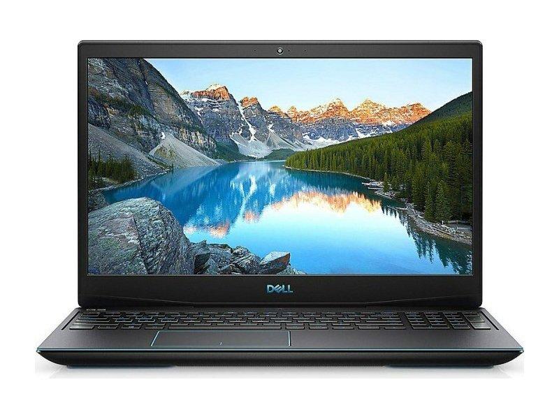 "Laptop 15.6"" DELL Inspiron Gaming 15 G3 (3500) / Core i5 / 8GB / 512GB SSD / GTX1650Ti / Black"