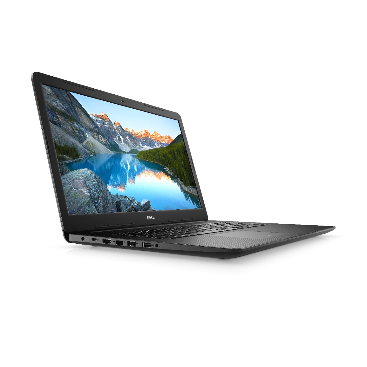 "Laptop 17.3"" DELL Inspiron 17 3000 (3793) / Core i3 / 4GB / 1TB / DVDRW / Black"
